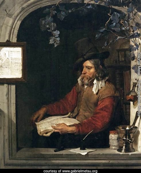 The Apothecary (The Chemist)