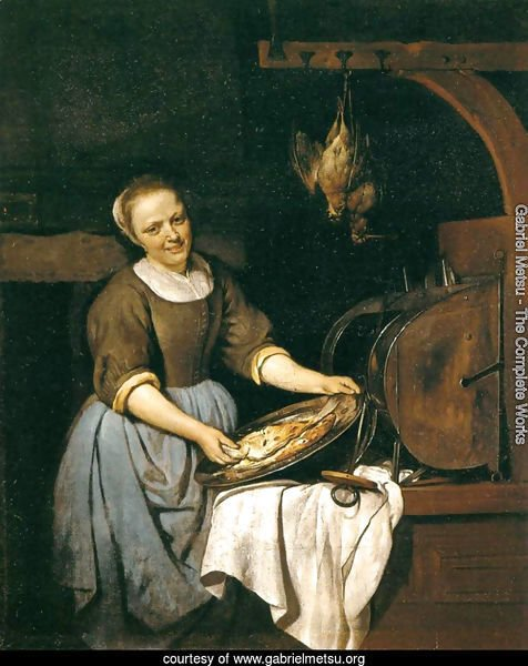 The Cook 1657-67