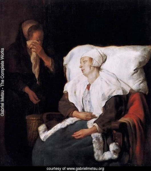The Sick Girl 1658-59